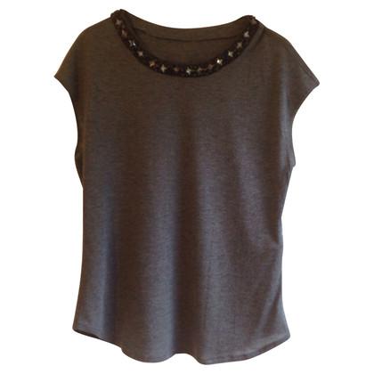 Armani Shirt mit Schmucksteinen