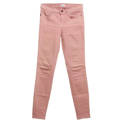 Iris & Ink Jeans in Rosa