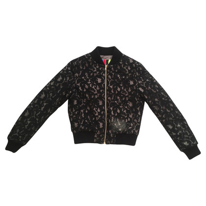 MSGM Jacket in black