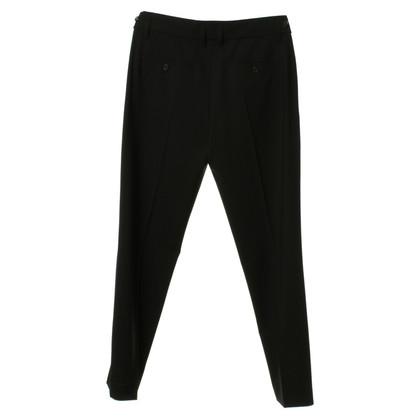 René Lezard Pantaloni in nero