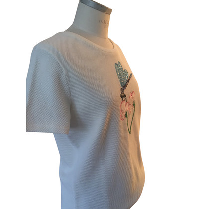 Marc Cain camicia ricamata T