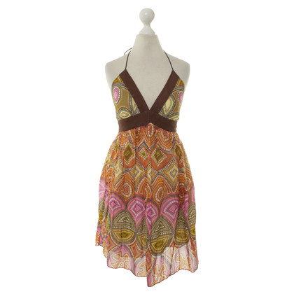 Milly Pattern dress
