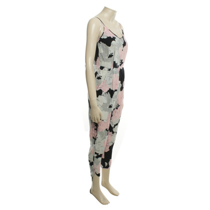 Whistles Jumpsuit with floral pattern
