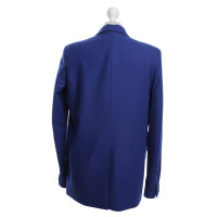 Acne Wool blazer in Royal Blue