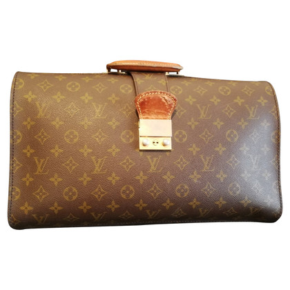 Louis Vuitton Briefcase Monogram Canvas