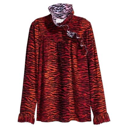 KENZO X H&M Kenzo X blouse H & M dans le 34