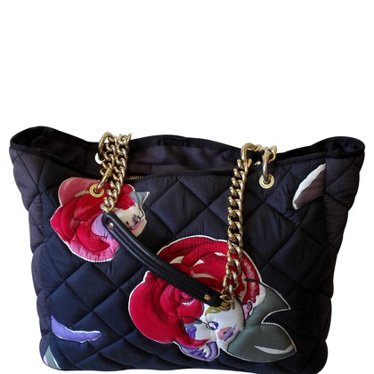 Mulberry Handbag with rose