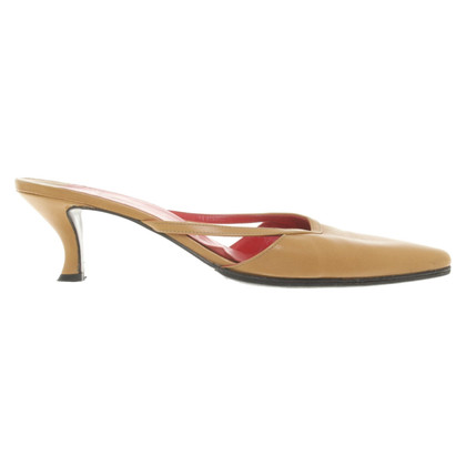 Walter Steiger Leather mules