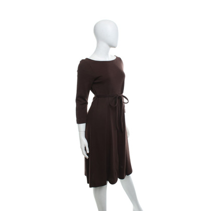 Maliparmi Robe en marron