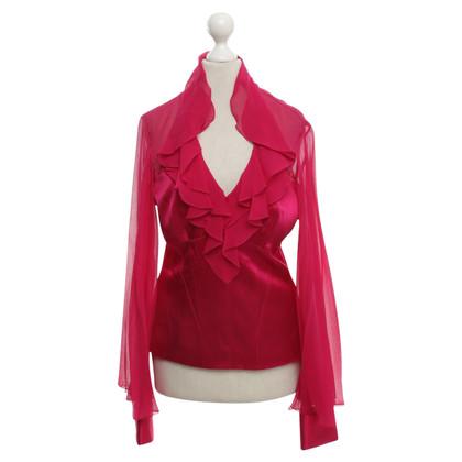 Karen Millen Blouse in Pink