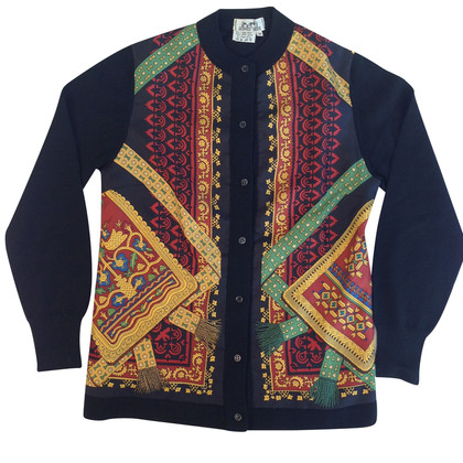Hermès Wool Cardigan