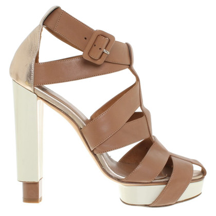 Pierre Hardy pumps in Brown / Beige