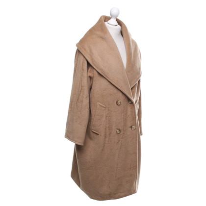 Max Mara Camel coat
