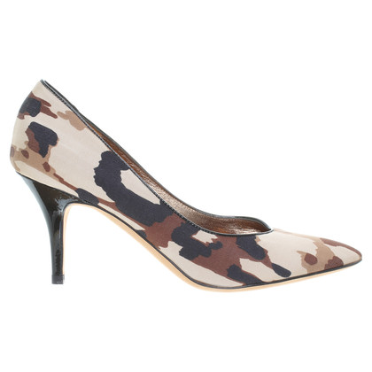 Escada Pumps in camouflage finish