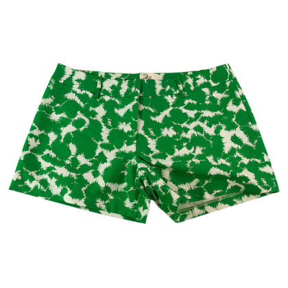 Milly Shorts with pattern