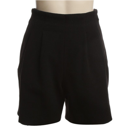 Jil Sander Shorts in Schwarz