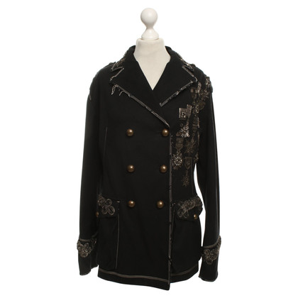 Fay Jacket with jewelry