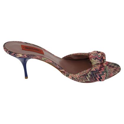 Missoni sandales