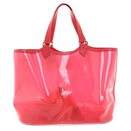 Louis Vuitton Shopper in Rot