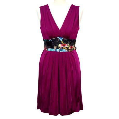 Ted Baker Kleid mit Muster Violett Gut Verkaufen Günstig Kaufen Mit Kreditkarte Original-Verkauf Online uV5wslxK