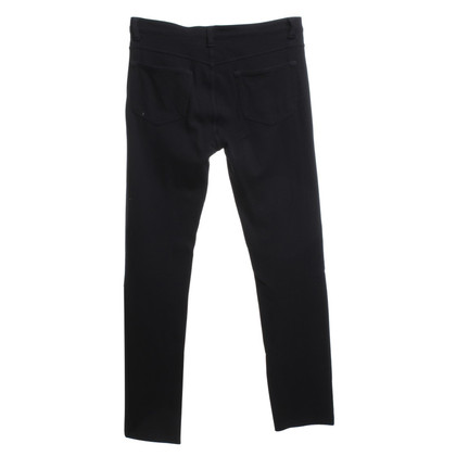 Marc Jacobs trousers in black
