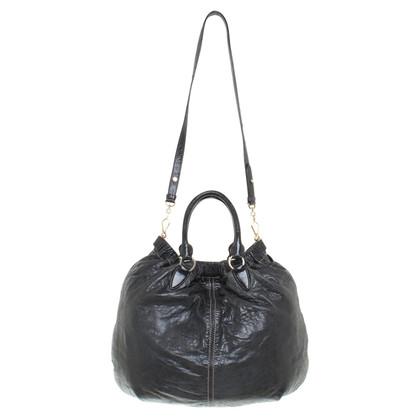 Miu Miu Leather bag in dark green