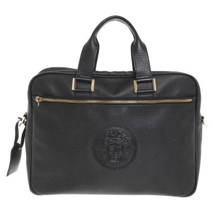 Gianni Versace Handbag in black