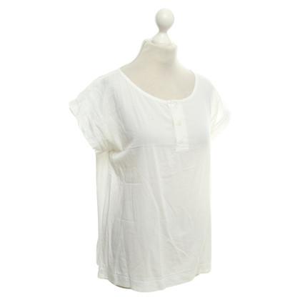 A.P.C. Blouse shirt in cream