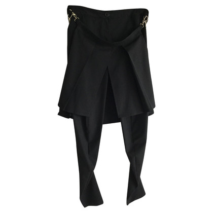 Vivienne Westwood trousers with skirt