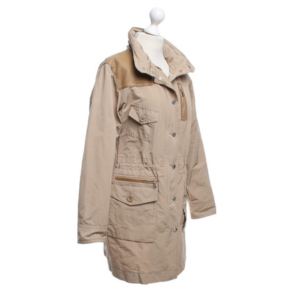 Bogner Coat in cream