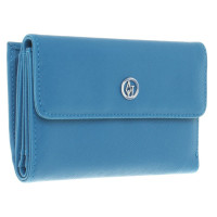 Armani Jeans Wallet in blue