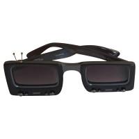 Jeremy Scott Sunglasses in black