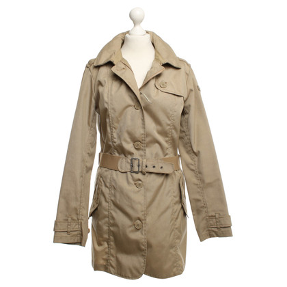 Woolrich Trenchcoat in Beige