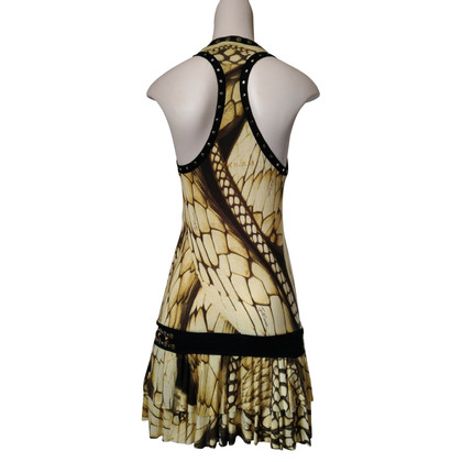 Just Cavalli Strap dress with pattern
