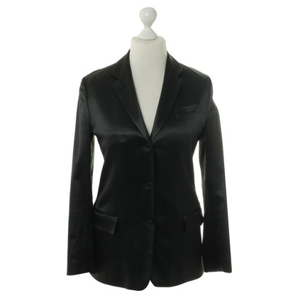 Helmut Lang Blazer in satin look