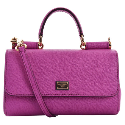 "Dolce & Gabbana ""Miss Sicily Bag Mini"""
