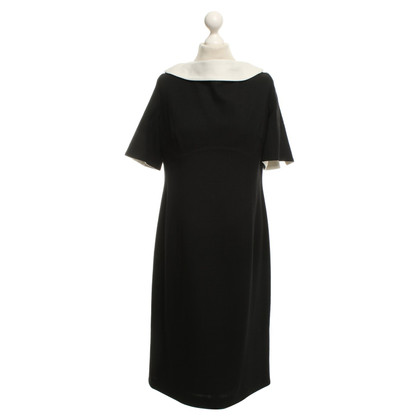 Escada Dress in black and white