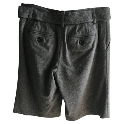 Marc Jacobs gray short wool panatone