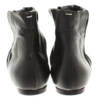 Maison Martin Margiela Shaft sandals in black