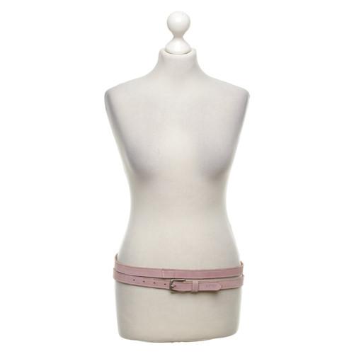 Armani Jeans Double ceinture en rose - Acheter Armani Jeans Double ... 8cdf01960f2