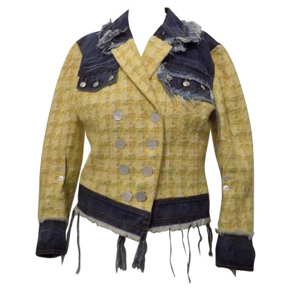 John Galliano John Galliano Denim Jacket