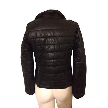 Alexander Wang Moto leather jacket