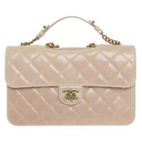 Chanel Nudefarbene handbag