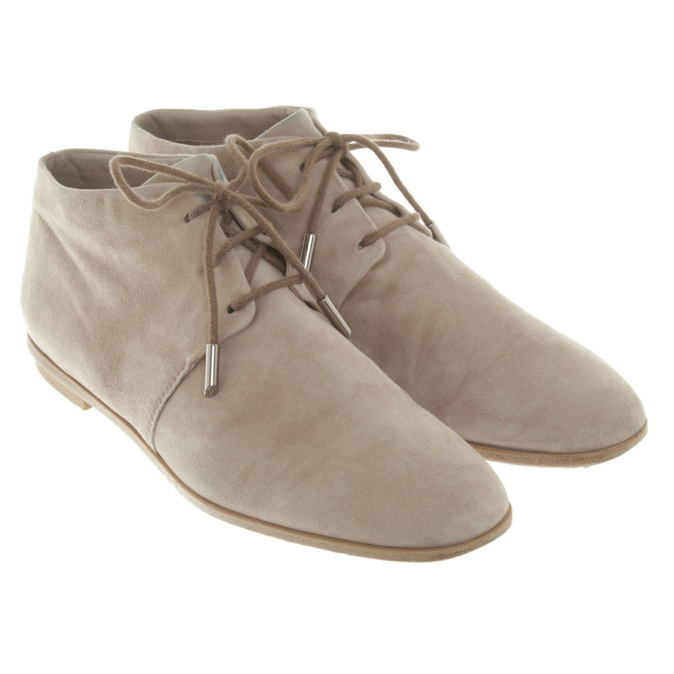 Tod's Laced shoes made of suede