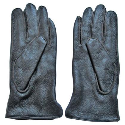 Balenciaga lederen handschoenen