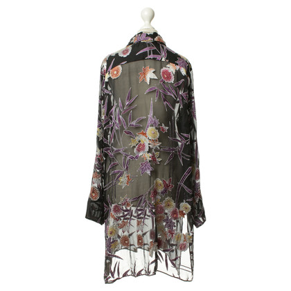 Kenzo Tunic with floral pattern