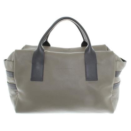 Brunello Cucinelli Handtasche aus Leder