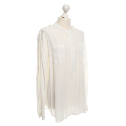 Burberry Blusa in crema
