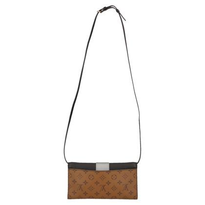 Louis Vuitton Column Monogram Reverse