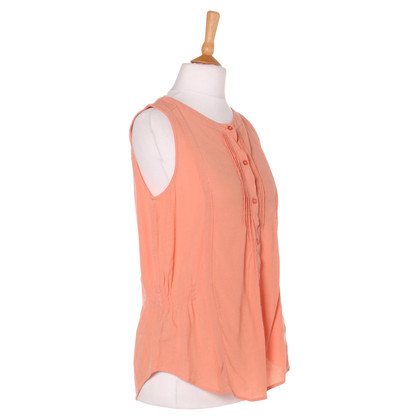 Comptoir des Cotonniers Blouse top in silk